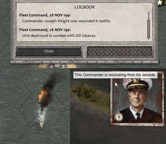 Order of Batte: Pacific - Screenshots